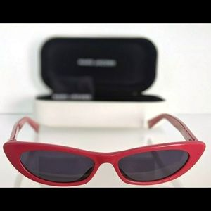 Brand New Authentic Red Marc Jacobs Sunglasses 403